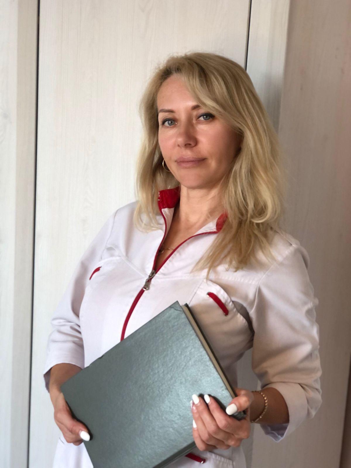 Косметолог-эстетист Наталья