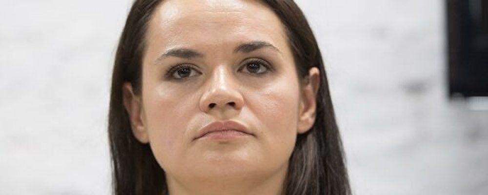 Тихановская высказалась обобщении свластями РФ