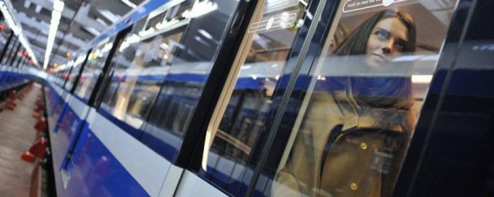 Впетербургском метро произошло ЧП