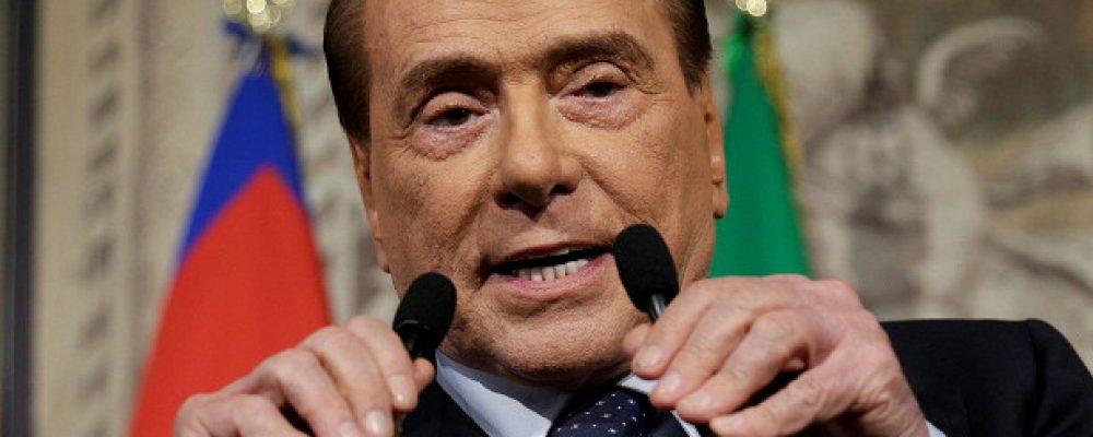 Заразившийся COVID-19Берлускони рассказал осамочувствии