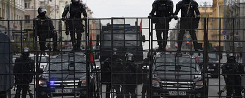 ВМВДБелоруссии рассказали обукреплении боевого духа