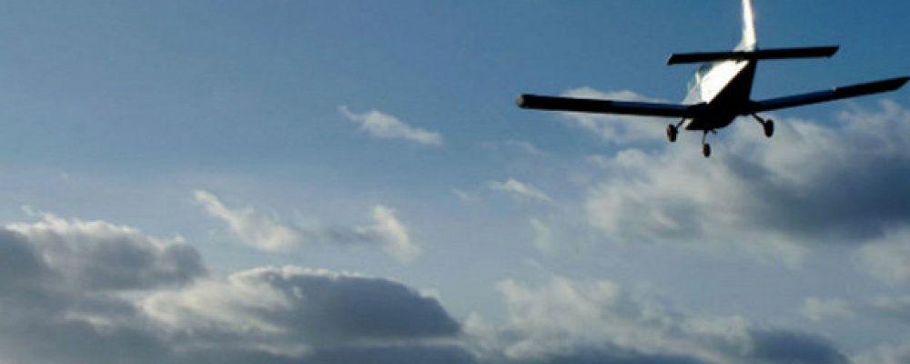 ПодКурганом легкий самолет приземлился наавтотрассу