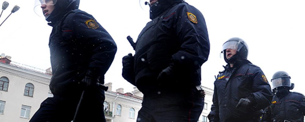 Силовикам Белоруссии выдвинули требование