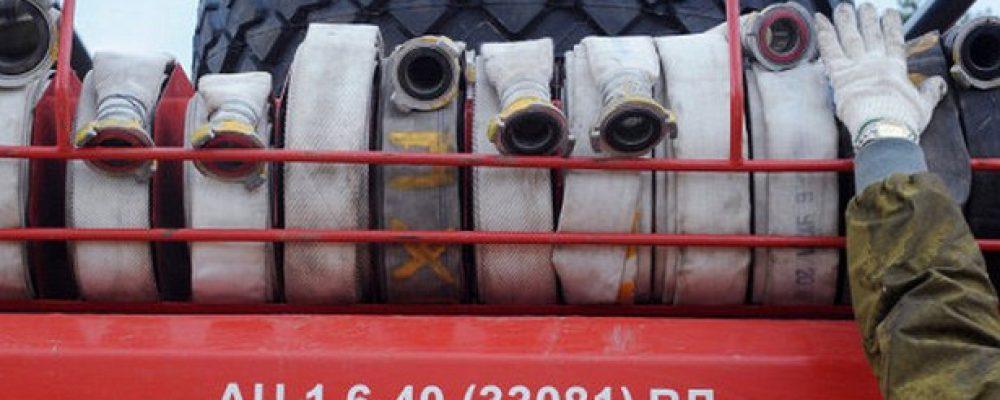 Открытое горение вмноготоэтажке вКраснодаре ликвидировано