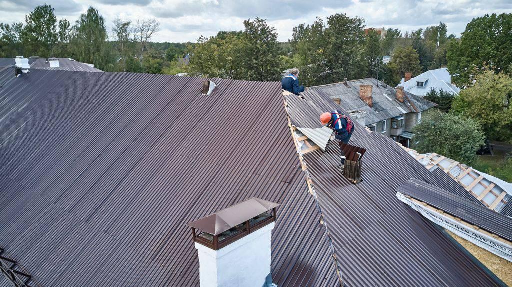 Еще 330 крыш отремонтировали в Подмосковье с начала года   Изображение 2