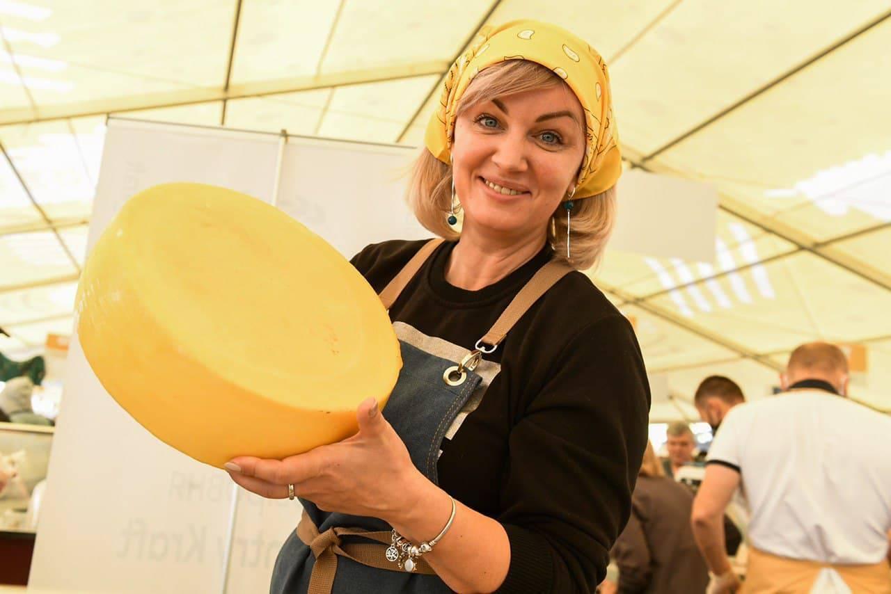 Фермеры из 54 регионов России приедут на фестиваль «Сыр! Пир! Мир!» в Подмосковье   Изображение 1