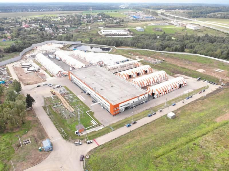 МинЖКХ Подмосковья подало заявление в суд о приостановке деятельности завода «Рио-Полимер»