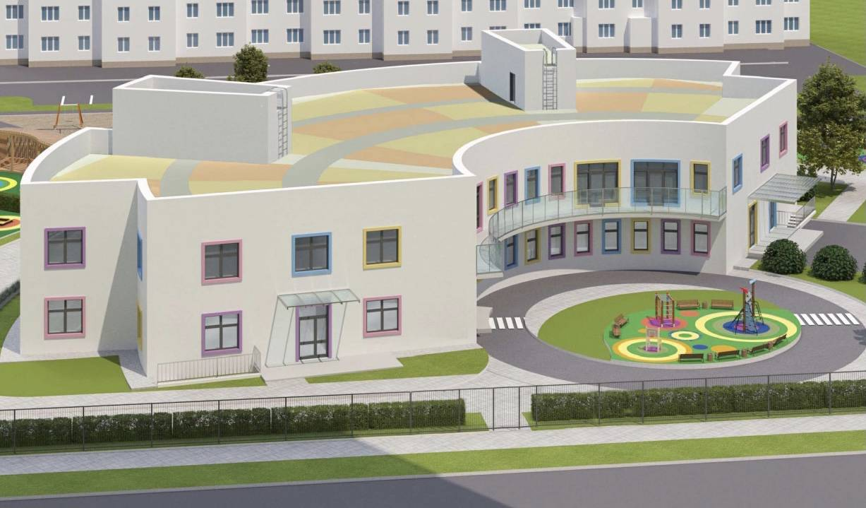 Новый детский сад построят за год в микрорайоне 25А в Мытищах   Изображение 1