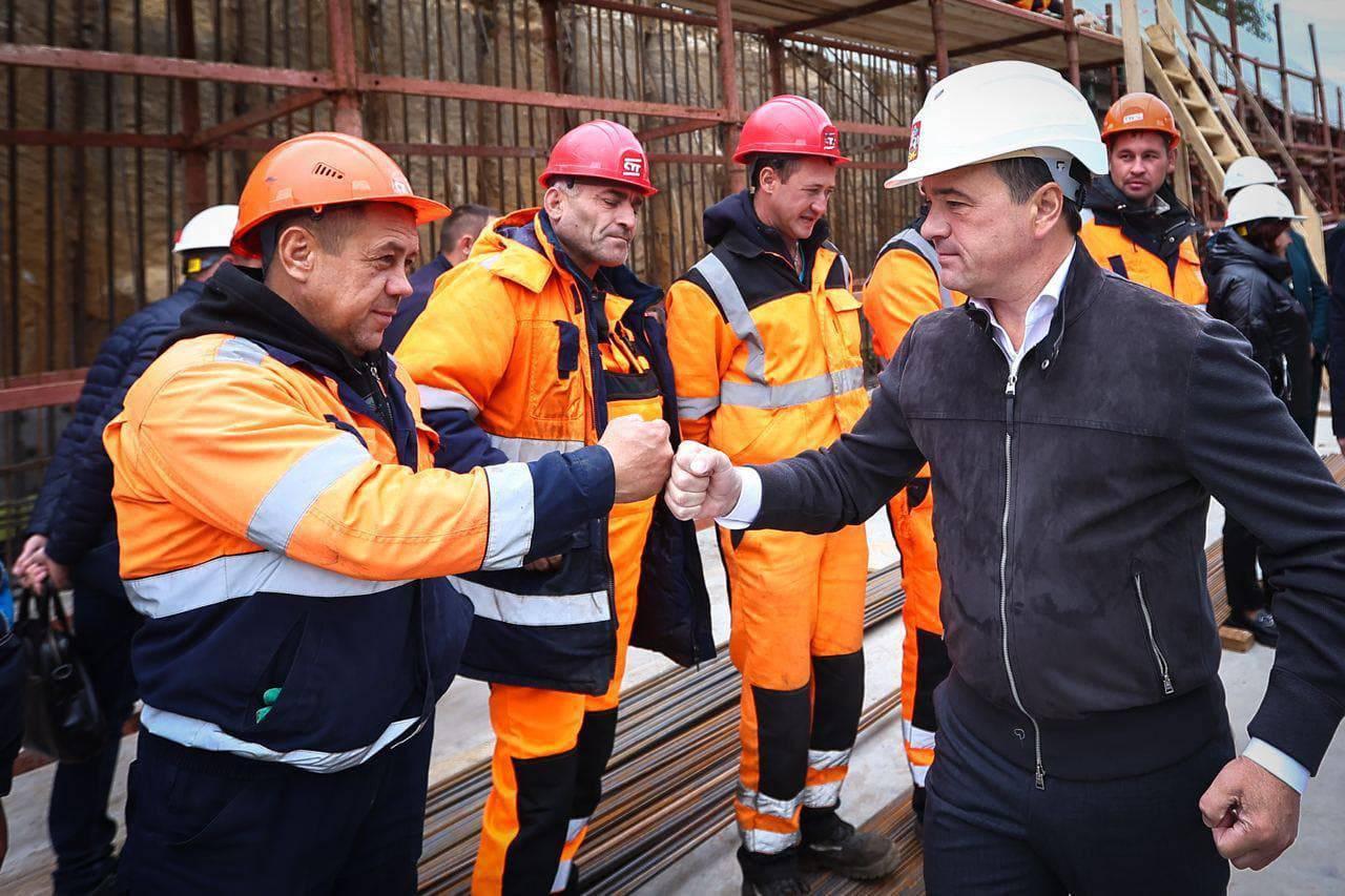 Реконструкция дороги в Жуковском сократит время в пути до Раменского. Жители уже увидели изменения
