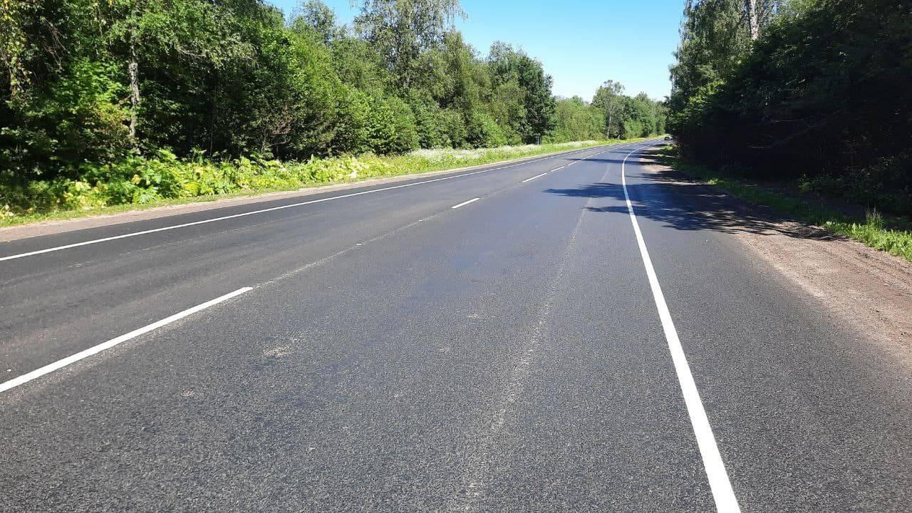 Ремонт дорог улучшил подъезды к важным социальным объектам Можайска | Изображение 1