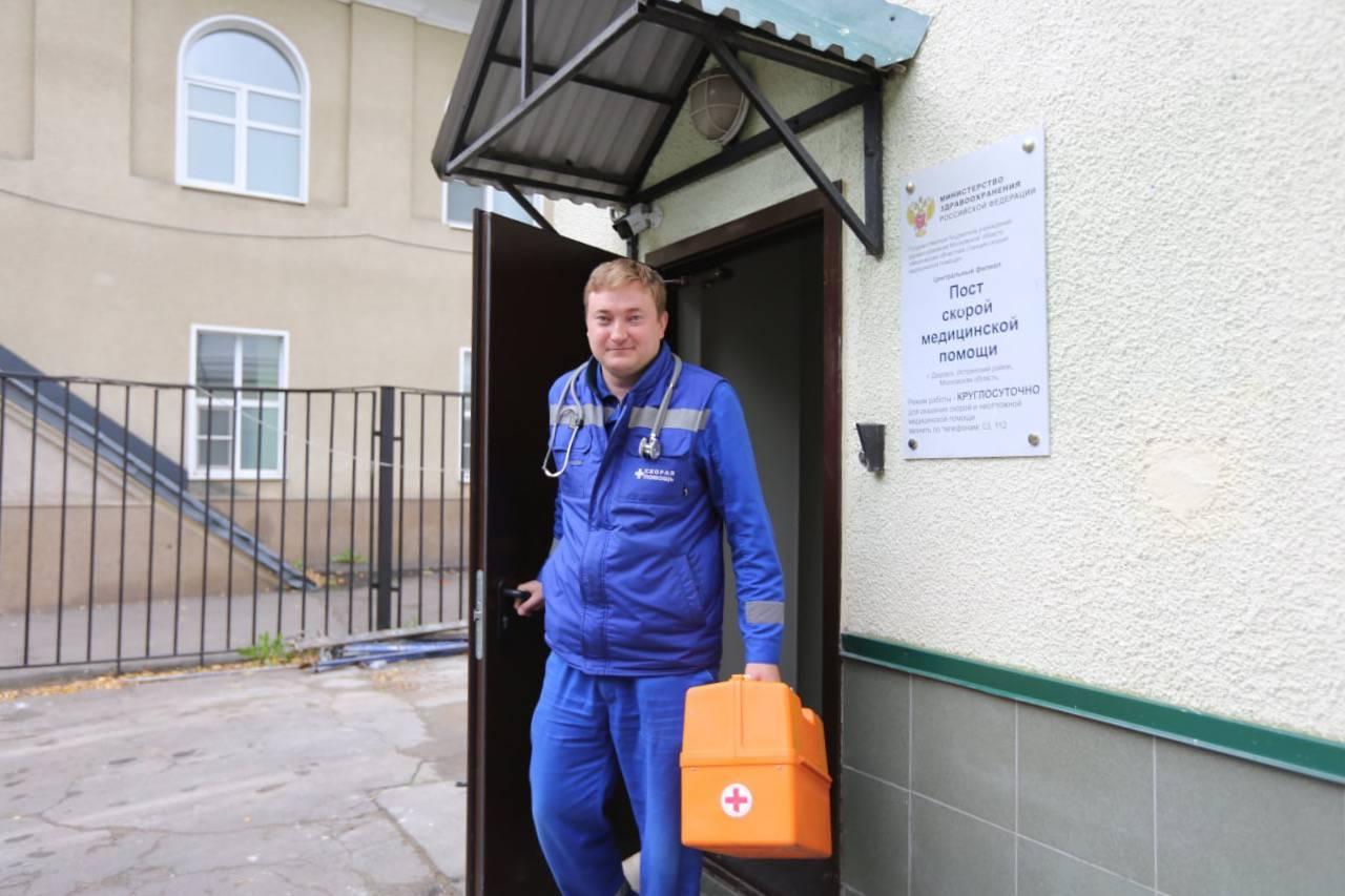 Ремонт еще трех постов скорой помощи завершили в Подмосковье | Изображение 1