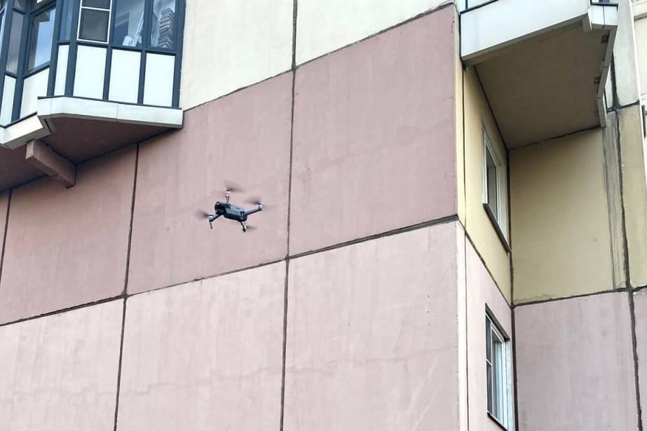 Состояние жилых домов еще в трех округах Подмосковья проверили с квадрокоптеров | Изображение 3