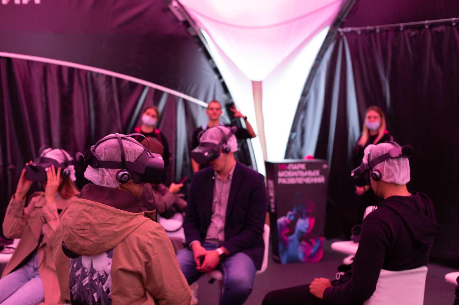 Tele2 открыла в Королеве VR-парк   Изображение 1