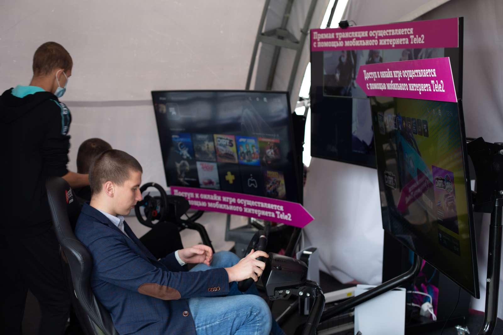 Tele2 открыла в Королеве VR-парк   Изображение 2