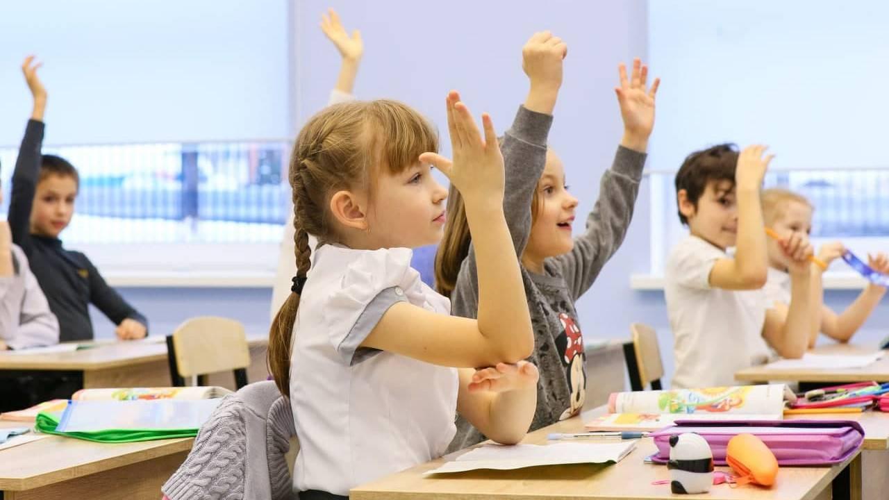 «В школу надо прийти здоровым». Воробьев рассказал о готовности Подмосковья к началу учебного года