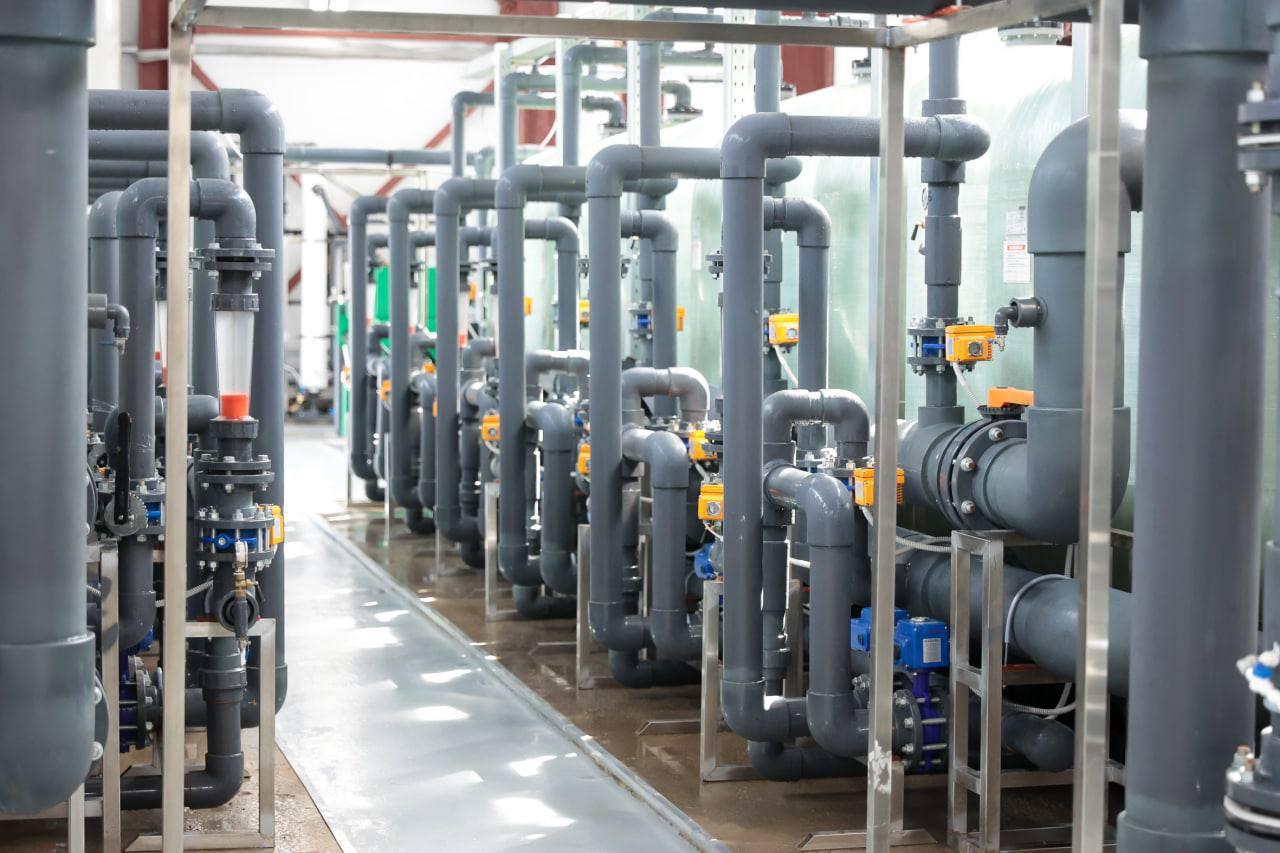 Воду лучшего качества получат жители Рузского округа к концу года   Изображение 1